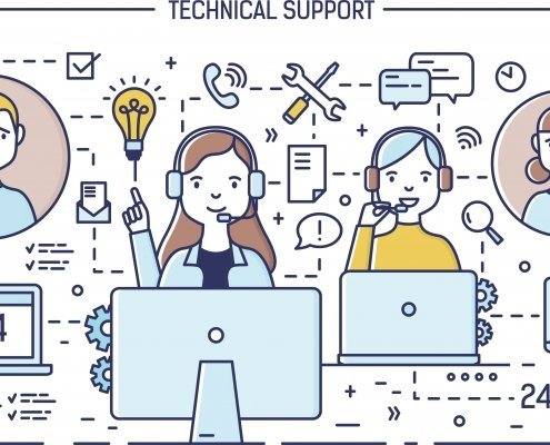 Remot Support Technical Support