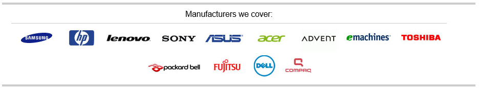 Computer manufacturer logos